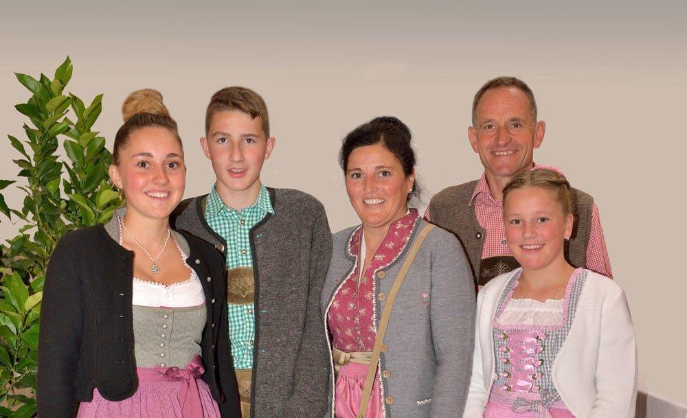 Vacanza in famiglia in agriturismo – Il maso Stocknerhof a Bressanone / Alto Adige