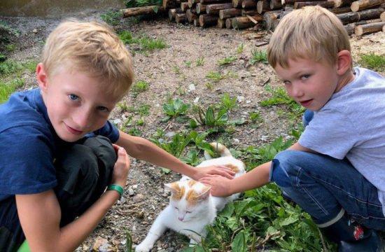 Vacanze con i bambini in Alto Adige