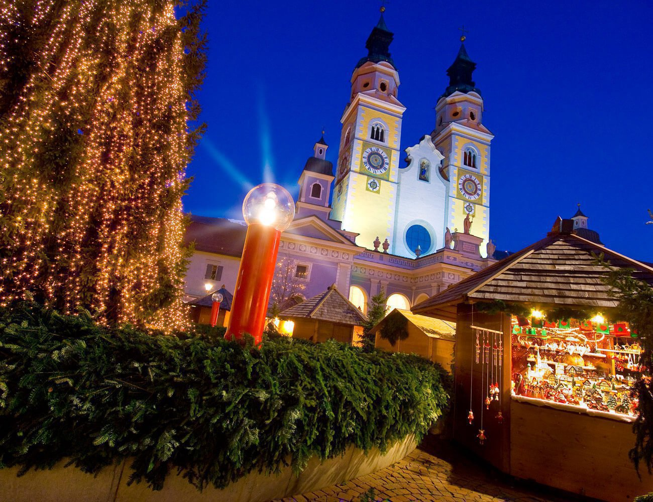 Christmas Market Bressanone - Traditional Christmas Market in South Tyrol