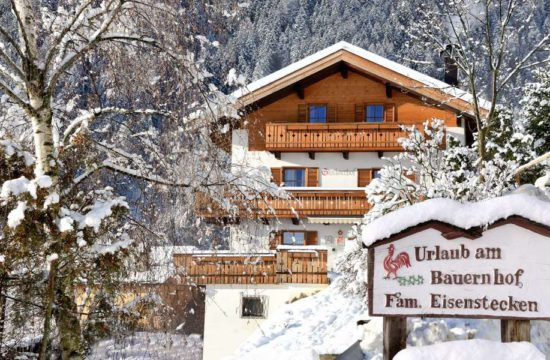 winter vacation in Val d'Isarco